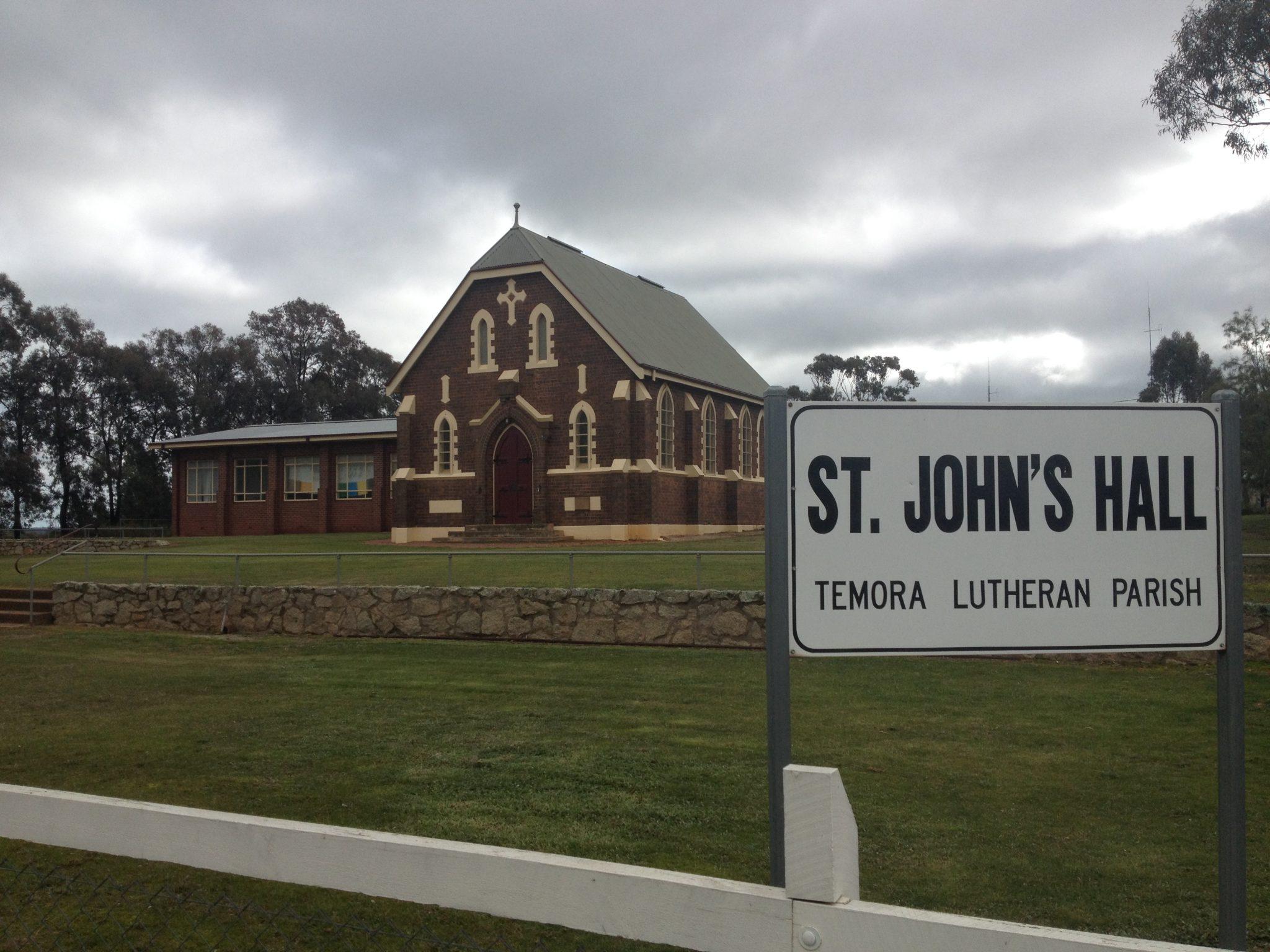 St Johns Hall