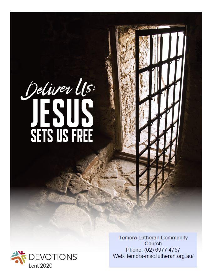 Lent Devotion Booklet